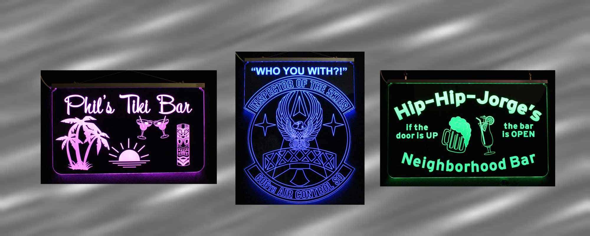Unique Led Products Custom Led Signs Unique Night Lights