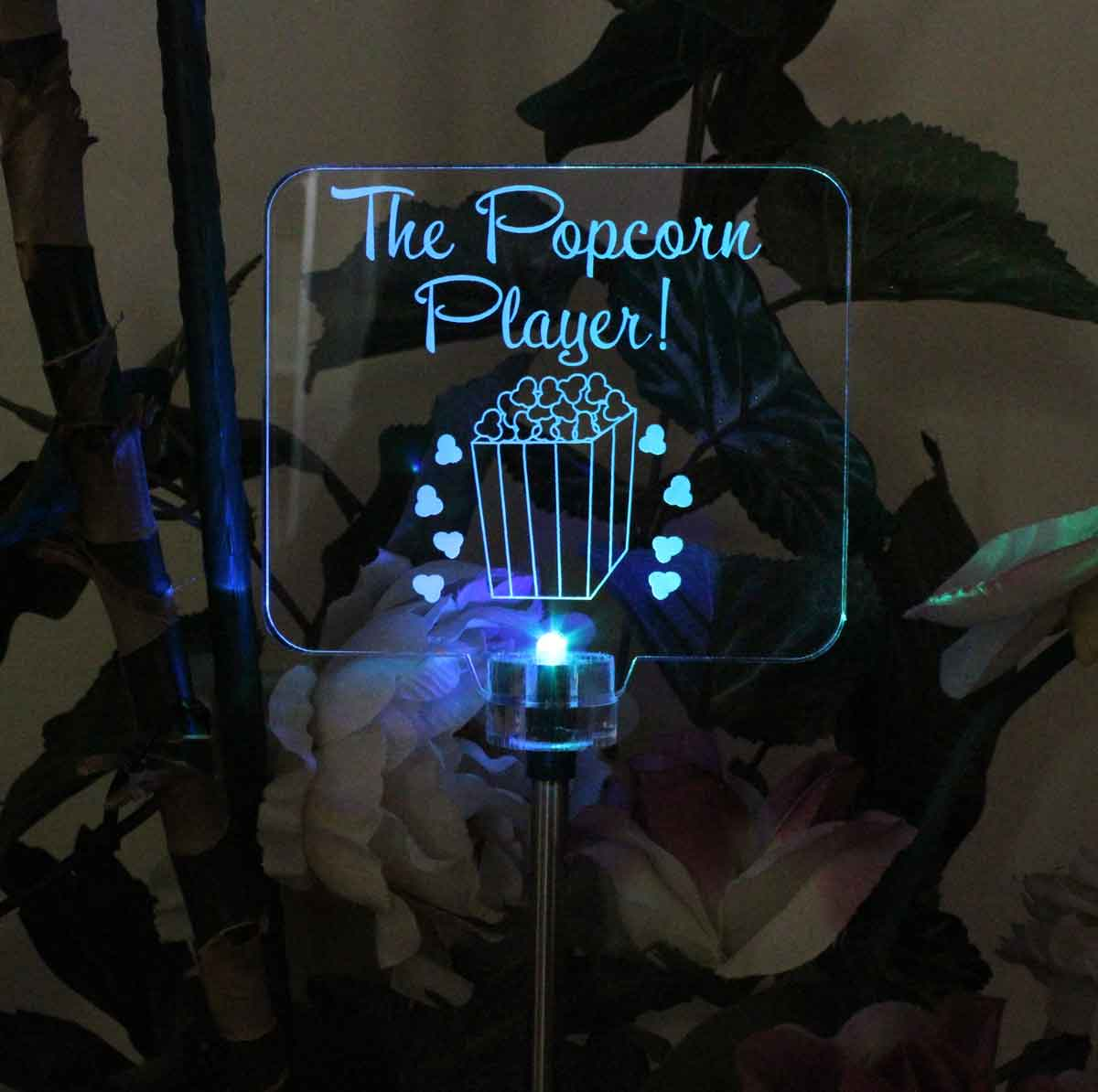 Solar Lights Personalized - design your own