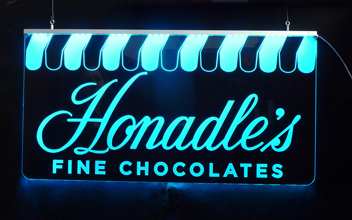 Design your own Lighted Sign